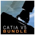 CATIA V5 4 week Bundle - (4 CATIA V5 Courses)