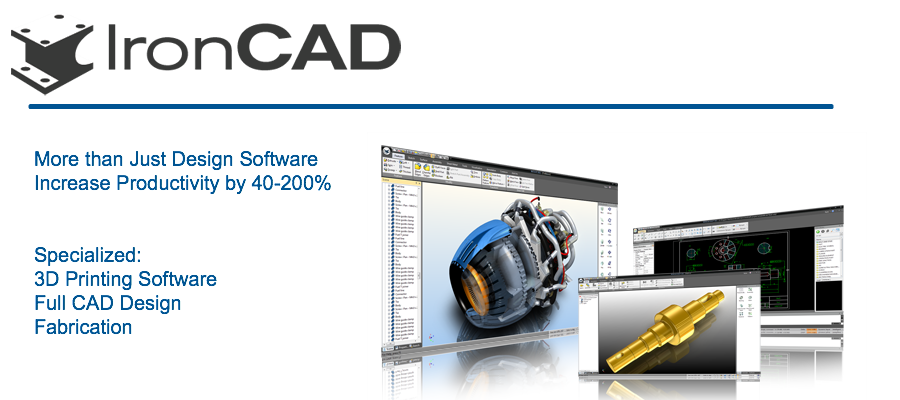 IronCAD the best of the best