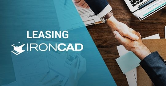 IronCAD Leasing