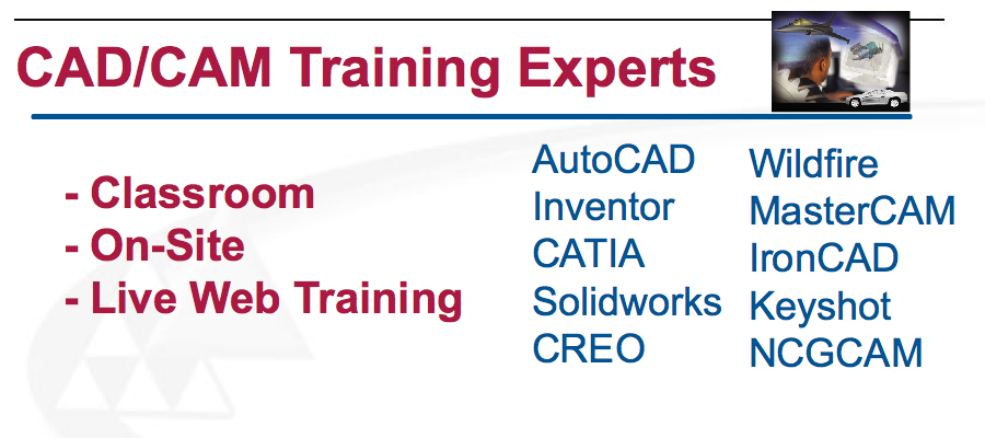 Cad Training